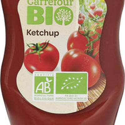 Ketchup (Carrefour bio)