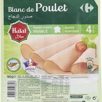 Blanc de poulet (Carrefour)