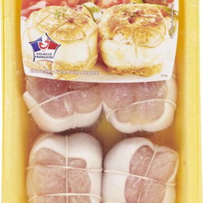 Paupiettes de dinde (Carrefour)