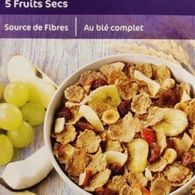 Fruits & fibres (Carrefour)