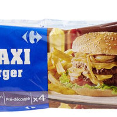 Maxi burger (Carrefour)