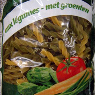 Torsade aux légumes (Carrefour)