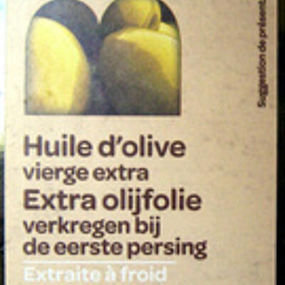 Huile d'olive vierge extra bio carrefour (Carrefour)
