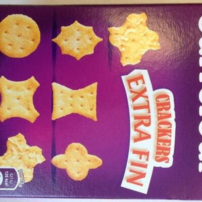 Crackers extra fin (Carrefour)
