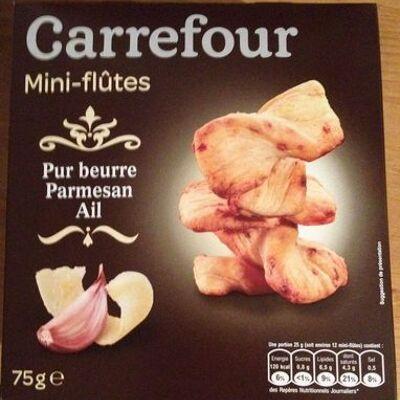 Mini-flûtes (Carrefour)