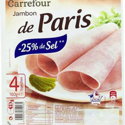 Jambon de paris (Carrefour)