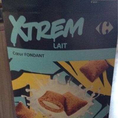 X'trem coeur fondant lait (Carrefour)