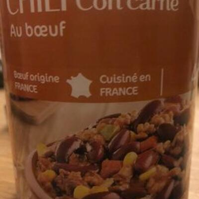 Chili con carne (Carrefour)