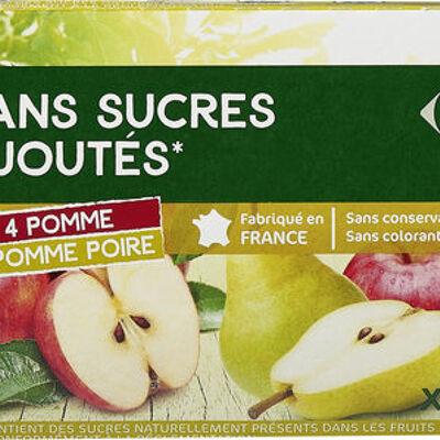 Sans sucres ajoutés * (Carrefour)