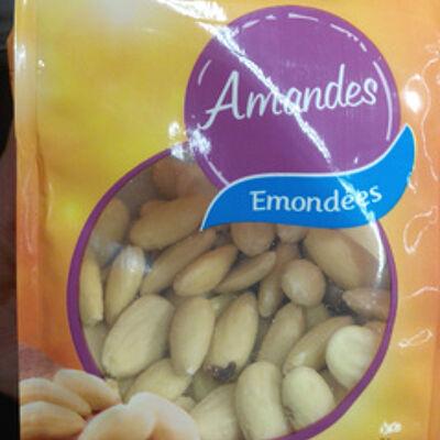 Amandes émondées (Carrefour)