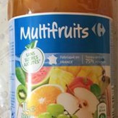 Multifruits (Carrefour)