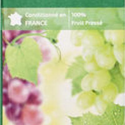 Pur jus raisin (Carrefour)