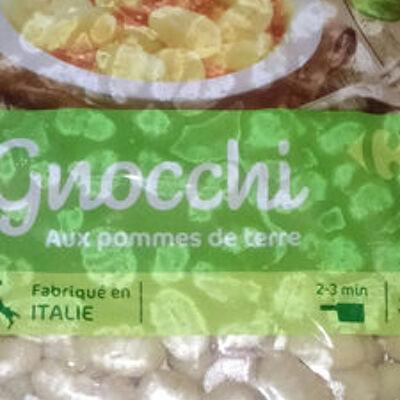 Gnocchi aux pommes de terre (Carrefour)