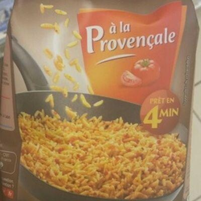 Riz à poêler à la provençale (Carrefour)