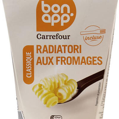Festonate aux fromages (Carrefour)
