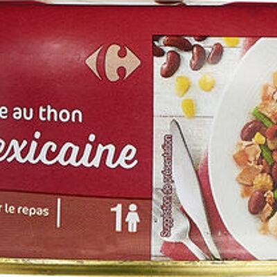 Salade au thon mexicaine (Carrefour)