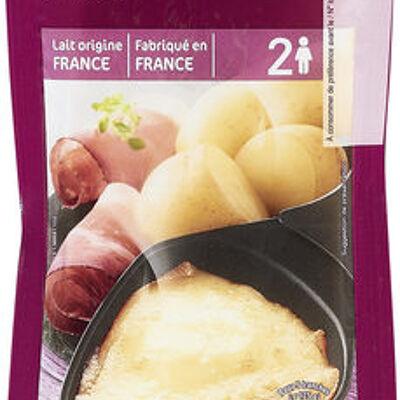 Raclette ail (Carrefour)