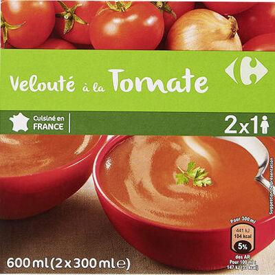 Velouté à la tomate (Carrefour)