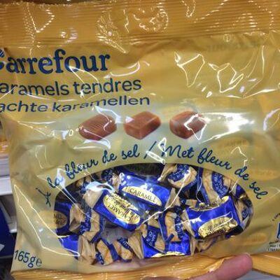 Caramels tendres (Carrefour)