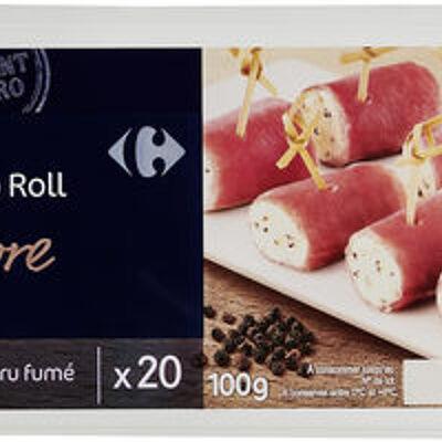 Apéro roll poivre (Carrefour)