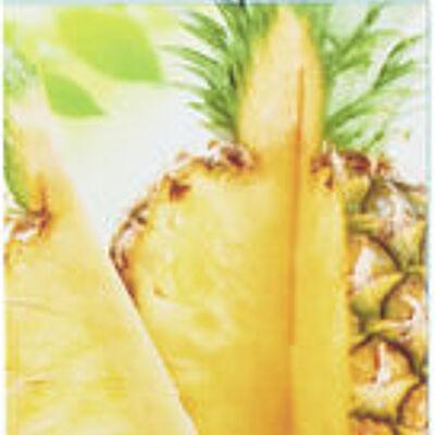 Jus d'ananas à base de concentré (Carrefour)