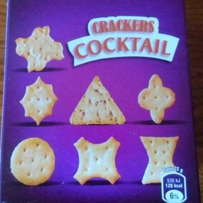Crackers cocktail (Carrefour)