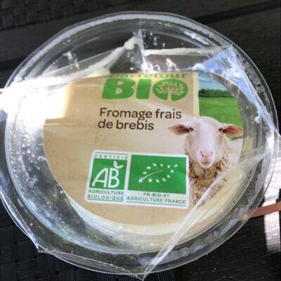 Fromage frais de brebis (Carrefour bio)