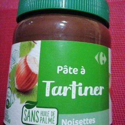 Pâte a tartiner (Carrefour)