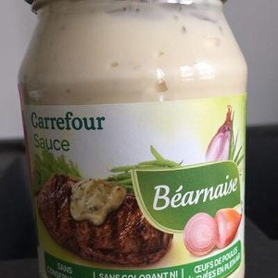Sauce bearnaise (Carrefour)