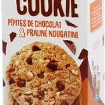 Cookie nougatine choco (P'tit déli)