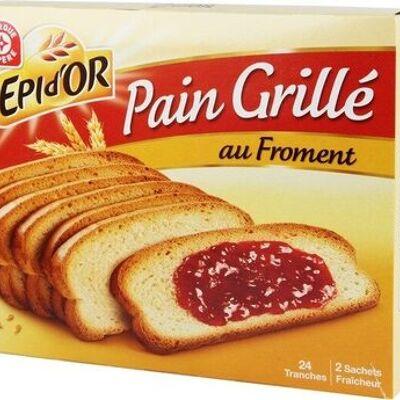 Pain grillé (Epi d'or)