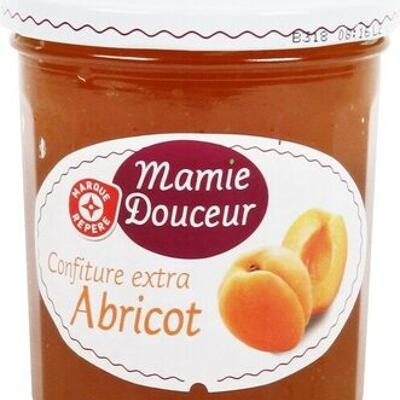 Confiture extra abricot (Mamie douceur)