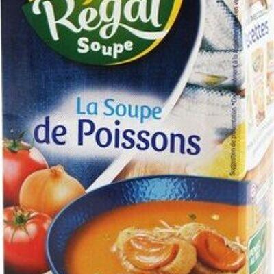 Soupe de poisson (Marque repère)