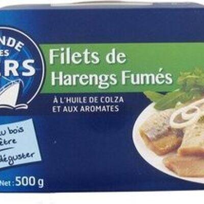 Filets de hareng fumé (Ronde des mers)