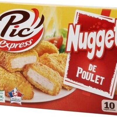 Nuggets de poulet x10 (Pic express)