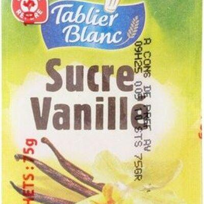 Sucre vanille (Tablier blanc)