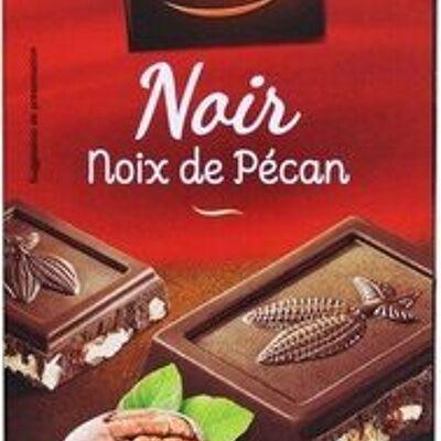 Chocolat noir noix de pécan (Tablette d'or)