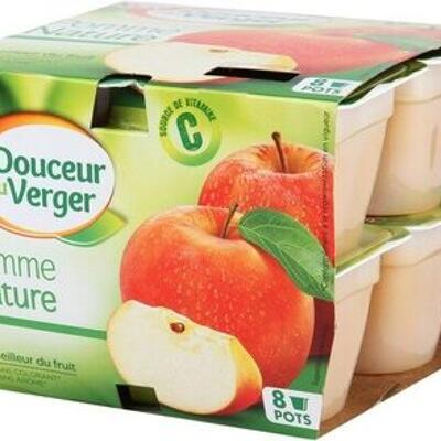 Desserts de fruits pomme x8 (Douceur du verger)