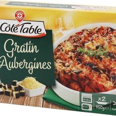 Gratins d'aubergines (Côté table)