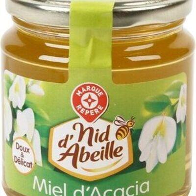 Miel d'acacia de hongrie (Nid d abeille)