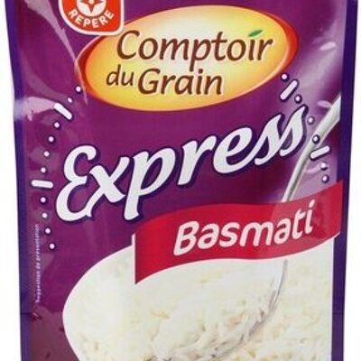 Riz basmati nature (Comptoir du grain)
