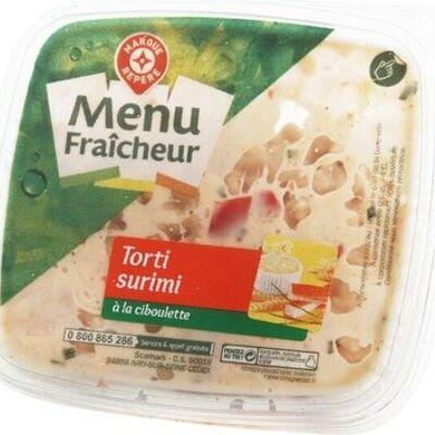 Tortis au surimi (Pause fraîcheur)