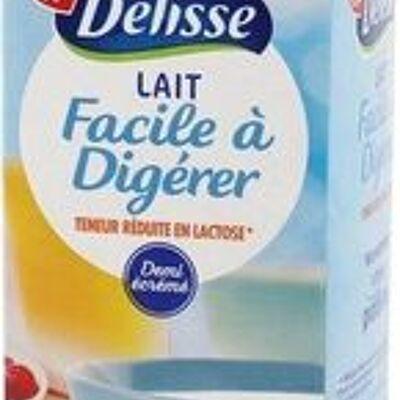 Lait réduit en lactose brique (Délisse)