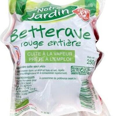 Betterave rouge entière (Notre jardin)