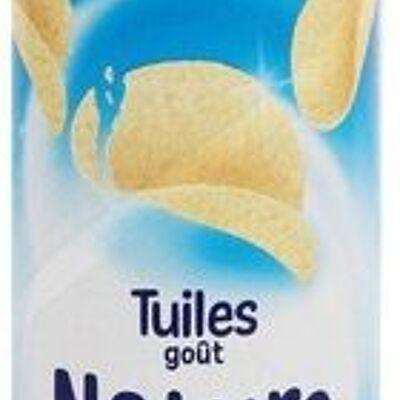 Tuiles goût nature (Tokapi)