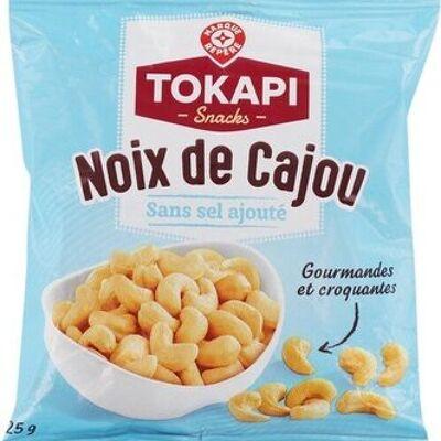 Noix de cajou non salées (Tokapi)
