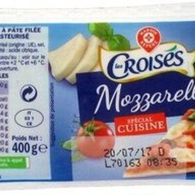 Mozzarella pain (Les croisés)