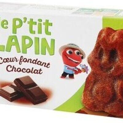 Gâteau fourré tout chocolat p'tit lapin (P'tit déli)