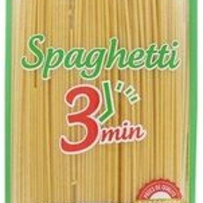 Spaghetti cuisson rapide (Turini)