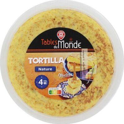 Tortilla nature (Tables du monde)